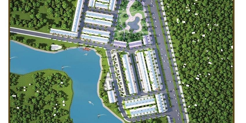 Dự Án Gia Long Riverside – Gia Long River Town