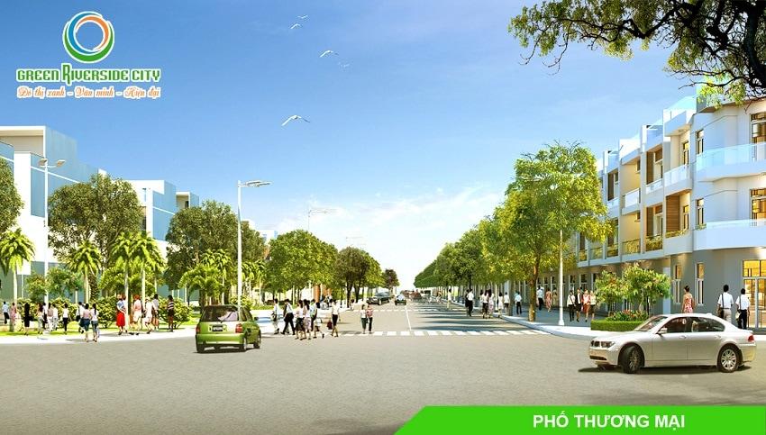 Dự Án Green Riverside City
