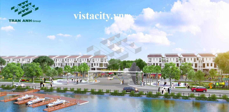 Dự Án Vista Land City
