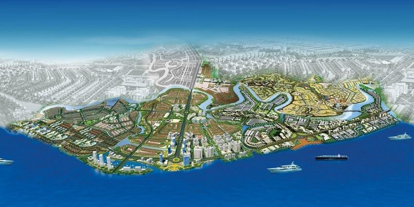 Dự Án Khu Đô Thị Kinh tế mở Long Hưng