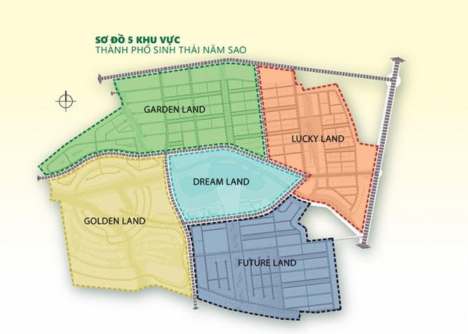 mat bang tong the khu do thi five star eco city
