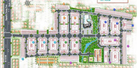 Đất nền dự án Tây Nam center