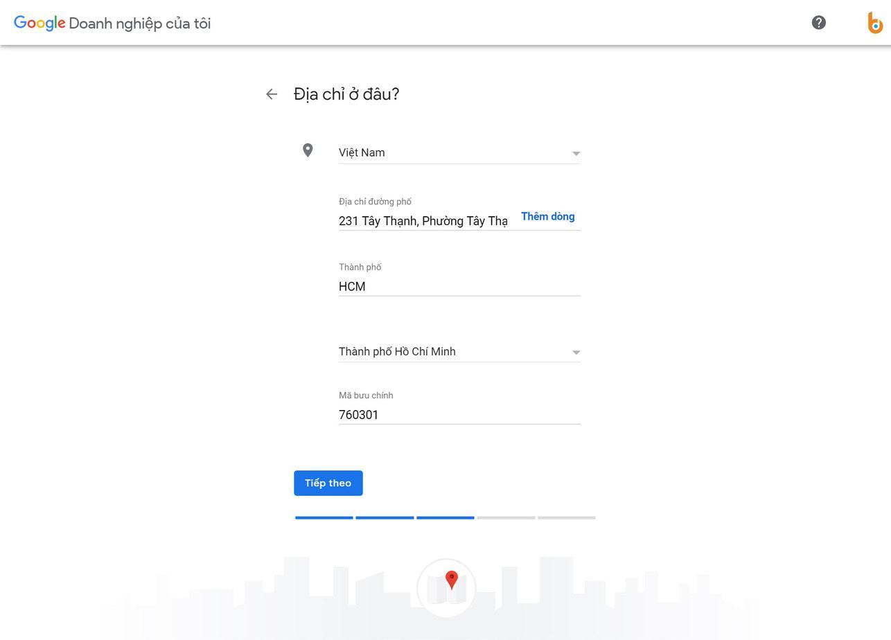 marketing bat dong san tao google business cho bat dong san 2