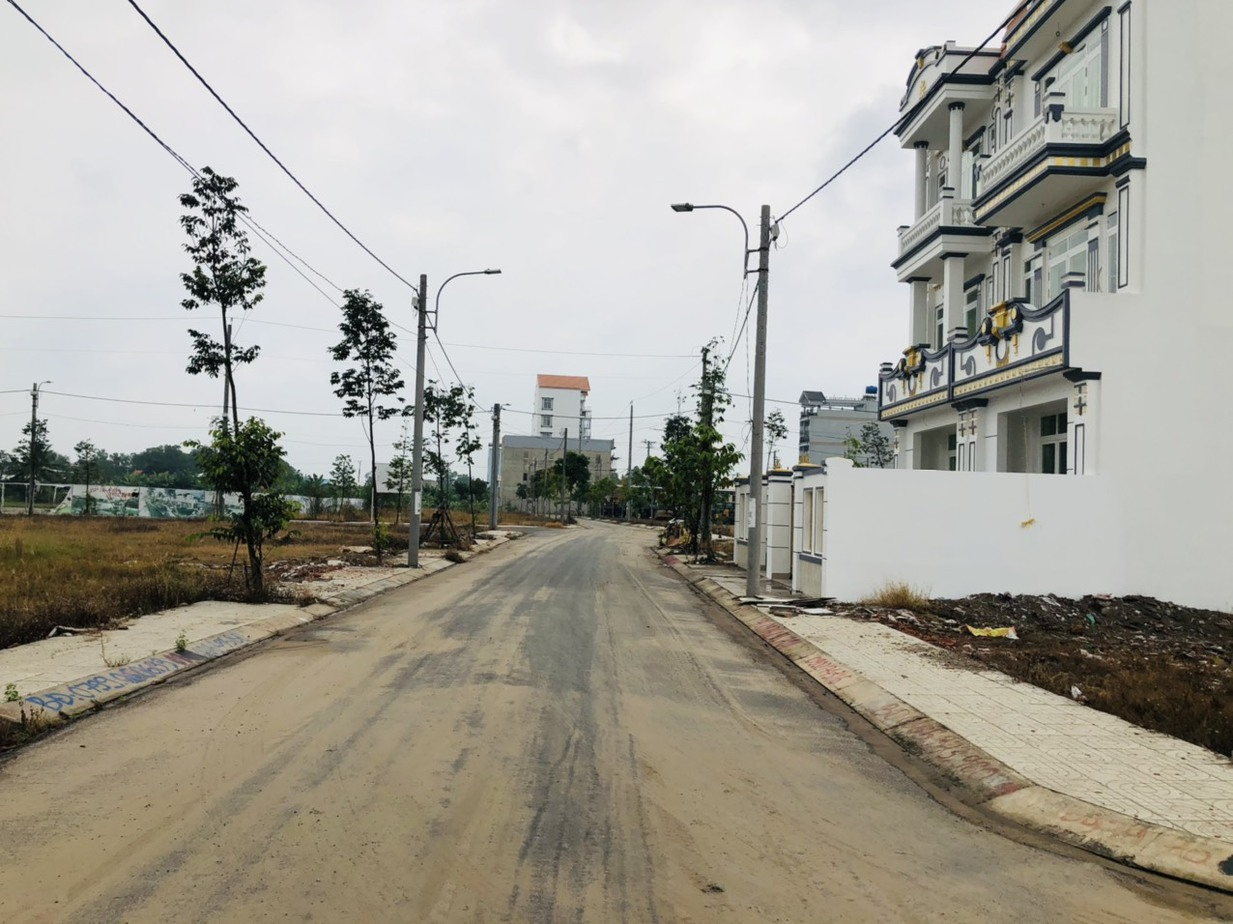 Cơ sở hạ tầng dự án