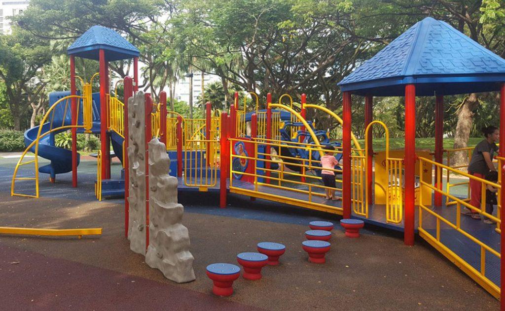 Công viên vui chơi trẻ em Hamubay Phan Thiết