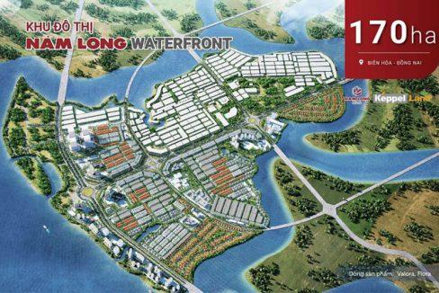 Khu đô thị Izumi City Nam Long
