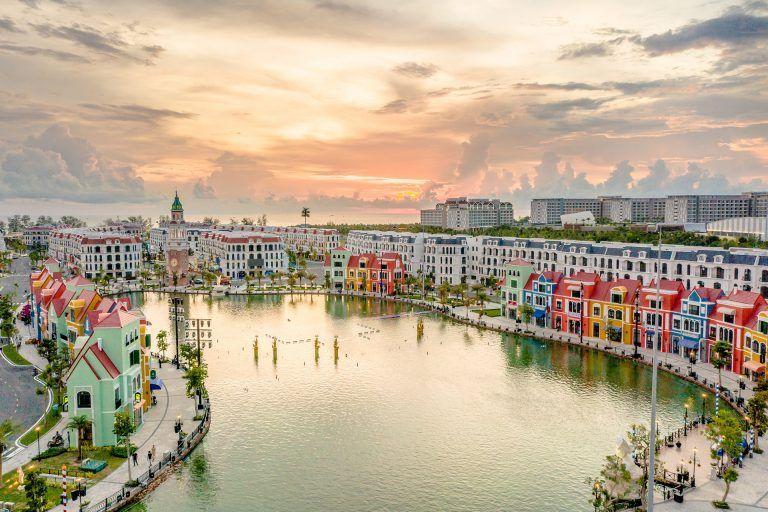 Khu thương mại dịch vụ Thượng Hải Grand World Phú Quốc