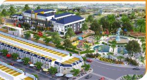 Công viên, khu vui chơi giải trí Victory City Bình Dương