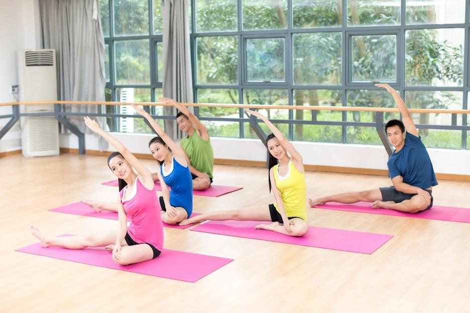 Phòng tập Yoga The Light City